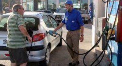 Se registró un nuevo aumento de combustibles