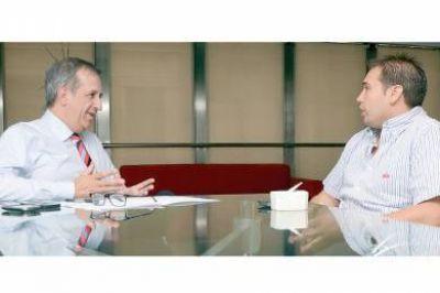 El Banco del Chubut y la CGT Ubaldini afinan los detalles de créditos hipotecarios para trabajadores