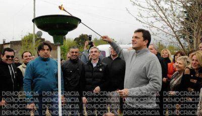 Con la mira puesta en 2015, Massa busca potenciar las internas en los municipios
