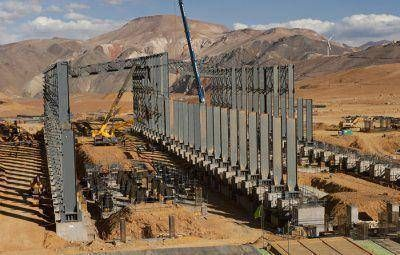 Por falta de fundamentos anulan multa al proyecto Pascua-Lama