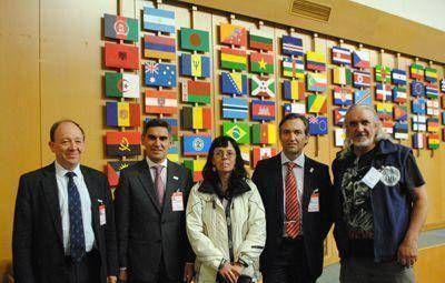 Pescadores Artesanales de Madryn asistieron a Roma a reunión de la FAO