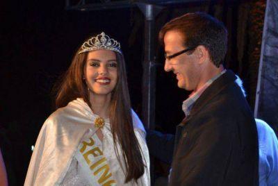 Natali Grassi fue electa reina del carnaval 2014 en el cierre de los corsos