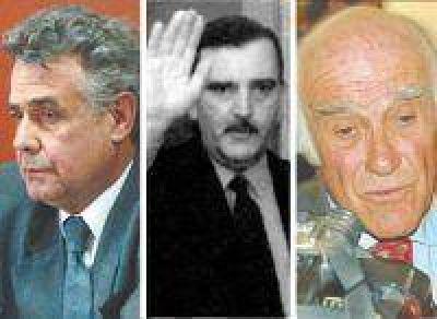 Avanzan las causas contra ex jueces y fiscales cómplices de la dictadura