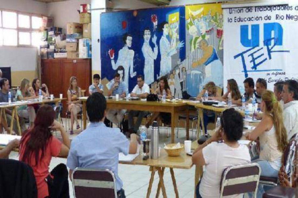 Unter rechaza la propuesta salarial del gobierno provincial