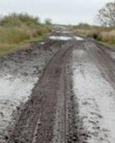 """Ruta 51: """"Es una obra necesaria que los vecinos no pueden seguir esperando"""", asegur� De Angeli"""