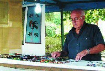 Los comerciantes y artesanos satisfechos con las ventas
