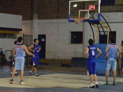 Deportivo Argentino juega por el torneo de mendocino de básquet