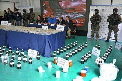 Afirman que producción local de cocaína es un problema creciente