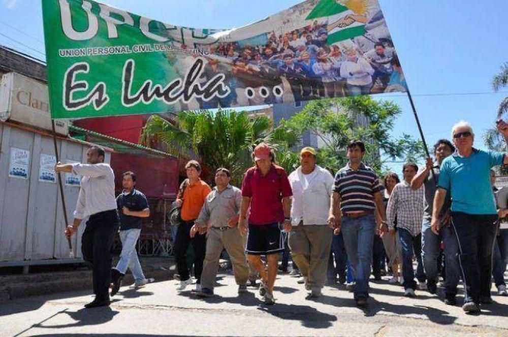 UPCP va al paro con marcha y movilización provincial el jueves y viernes