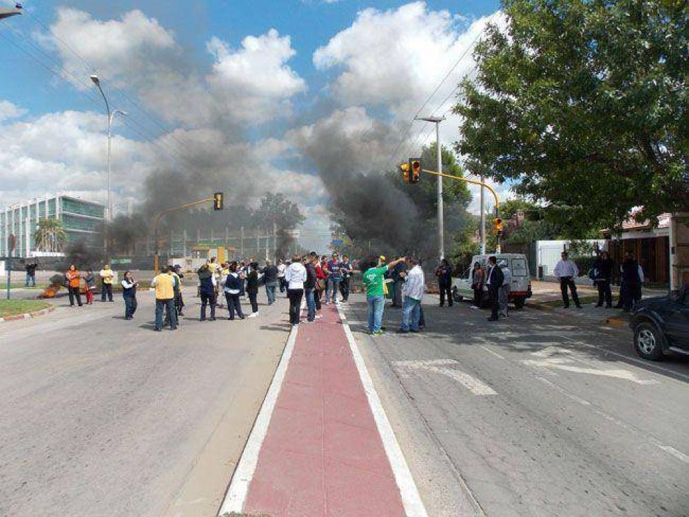 """Tránsito: advierten que """"se va a agravar"""" el conflicto si no hay señales conciliadoras"""