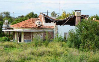 Molino Werner: crecen los riesgos por el saqueo y la destrucción