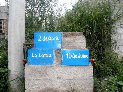 Nuevos grifos comunitarios en Villa Belgrano y Villa San Martín
