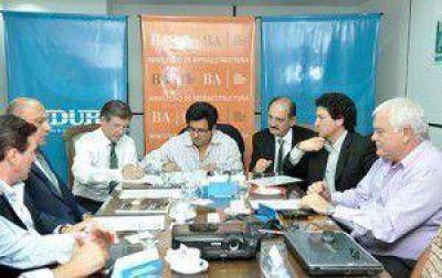 Lomas impulsó un comité para gestionar obras en Las Perdices