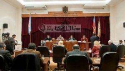 Inicia período ordinario en el Concejo Deliberante de la Capital
