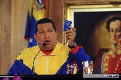 Conmemoran en Venezuela el primer aniversario de la muerte de Hugo Chávez