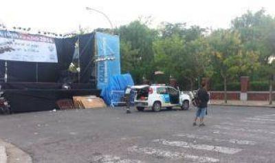 Carnaval violento en Bahía Blanca: Lo apuñaló porque le tiró espuma en la cara