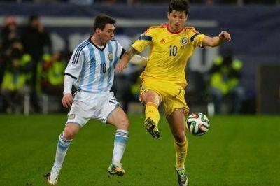 La selecci�n empat� ante Rumania y dej� dudas en el �ltimo ensayo antes del Mundial