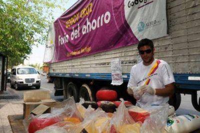 La Feria del Ahorro sigue recorriendo Godoy Cruz