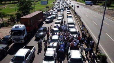 Protesta de viñateros promete tensión en los actos de Vendimia