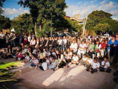 Se inauguró en Paraná, la primera escuela vial del país