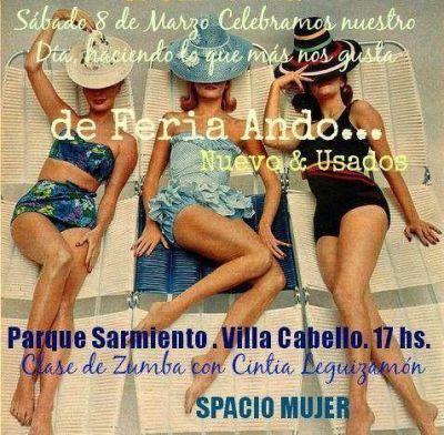"Este sábado, ""De feria ando"" se realizará en Villa Cabello"