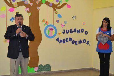 Selva inauguró ciclo lectivo en Maternal Municipal
