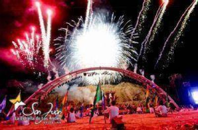 Seg�n CAME, la Fiesta Nacional del Sol fue el evento tur�stico m�s convocante de San Juan