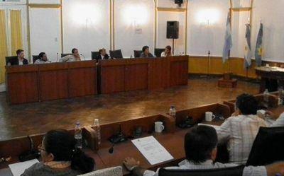 El Concejo Deliberante ya discute la formación de las comisiones