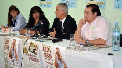 La Banda: lanzaron operativos contra el dengue