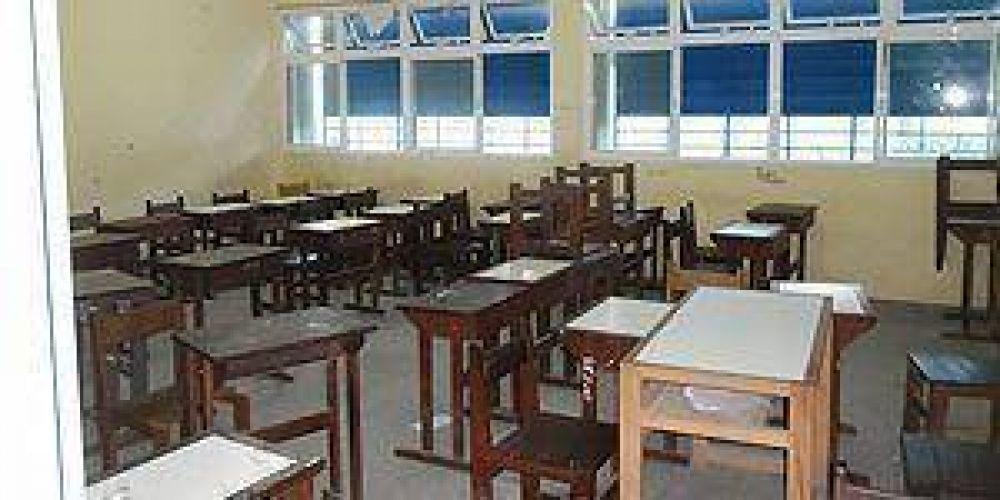 El paro docente se sintió en capital y el interior con acatamien to superior al 80%