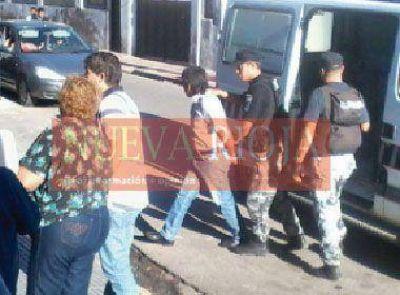 Ampliaron la indagatoria de un detenido por el Caso Z�rate