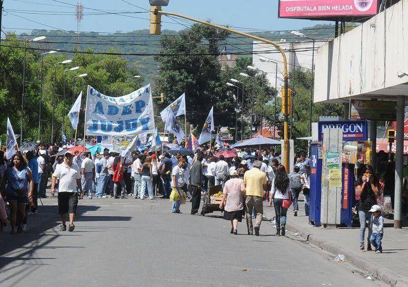 La Intersindical volvió a paralizar la provincia