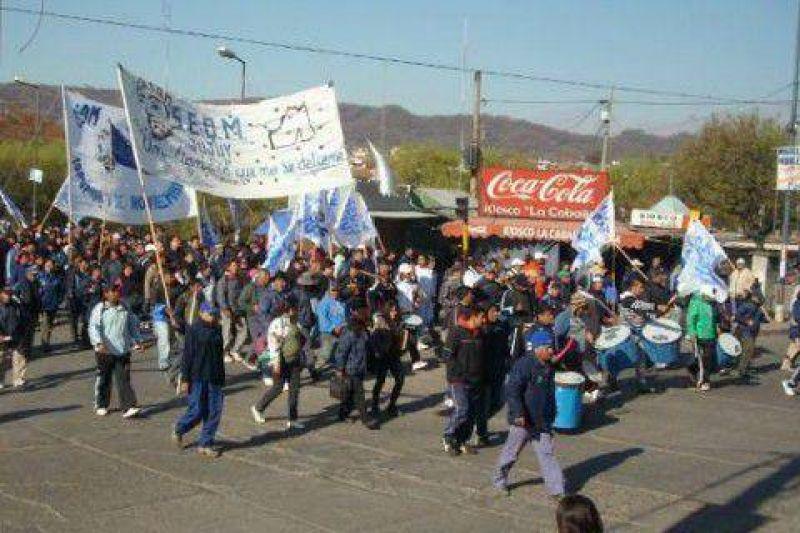 El SEOM y la protesta social en la vía pública