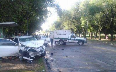 Aprehendieron al conductor que provocó el accidente mortal en la avenida 39