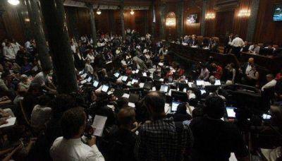 La Legislatura expresará su pesar por las víctimas de Barracas
