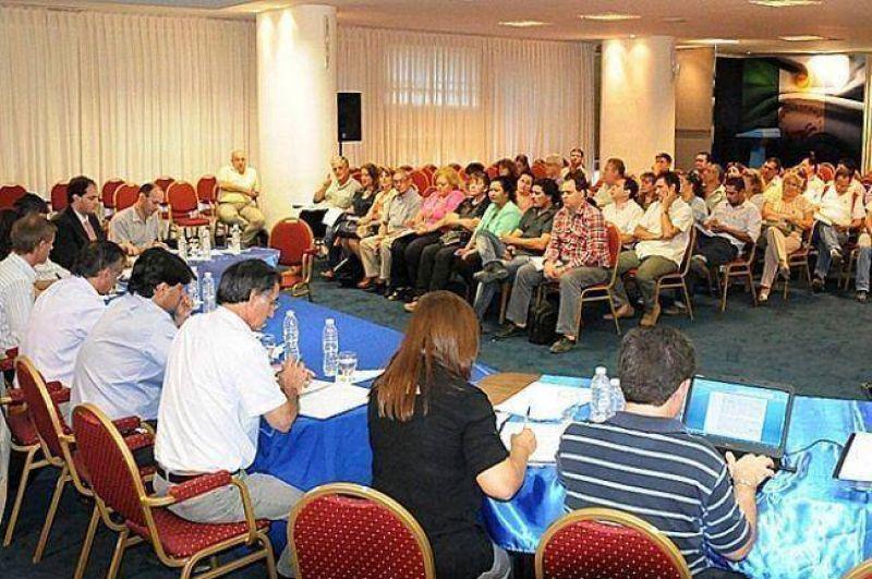La conciliación del gobierno y los docentes pasó a un cuarto intermedio