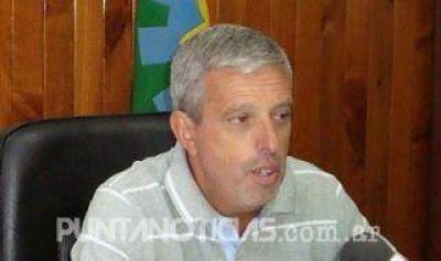 Presentación oficial del Intendente Holzman en Coronel Rosales