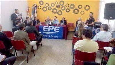 La EPE licitó obras por más de $ 37 millones