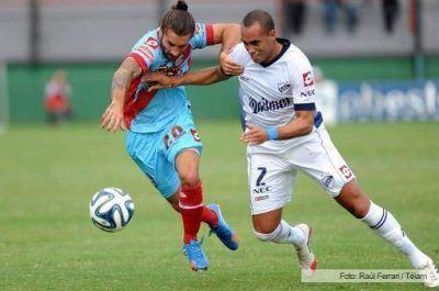 Quilmes le ganó de visitante a Arsenal en su lucha por no descender