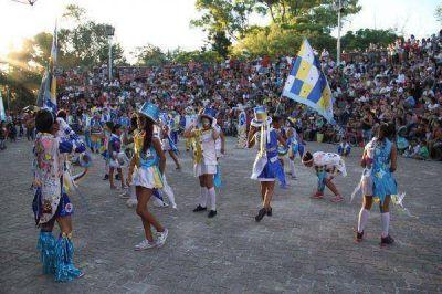 En el fin de semana de Carnavales, Avellaneda fue una fiesta