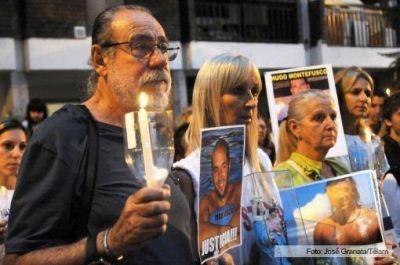 A siete meses de la explosión, una marcha pidió justicia en Rosario