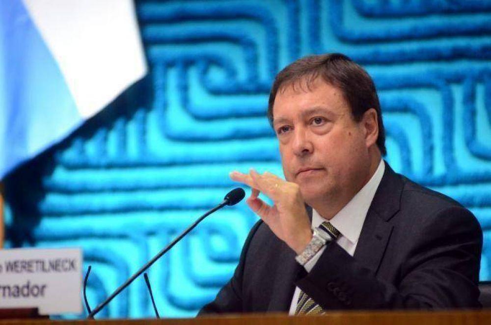 Dura respuesta de Weretilneck a declaraciones de Soria