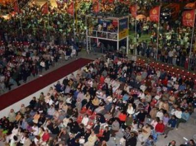 Tres Arroyos disfruta una vez más de su celebración principal