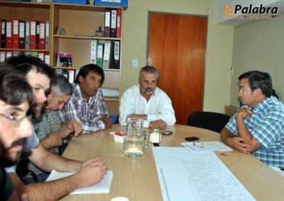 Curetti destacó que este año se construirán 500 viviendas en Patagones