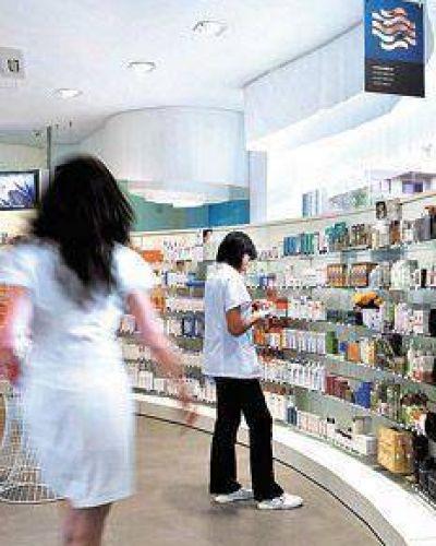 Inspectores en las farmacias