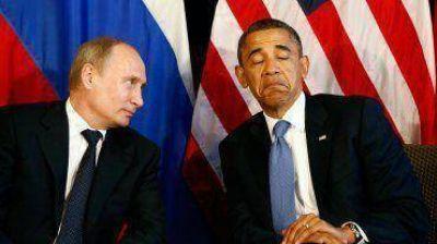 "Obama llamó a Putin: ""Rusia viola la soberanía de Ucrania"""