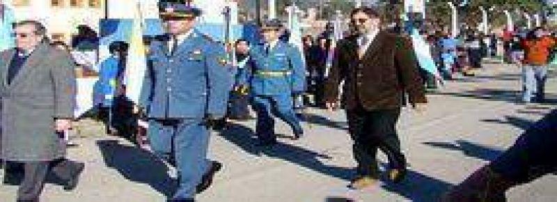 El intendente participó de los actos por el aniversario del Servicio Penitenciario