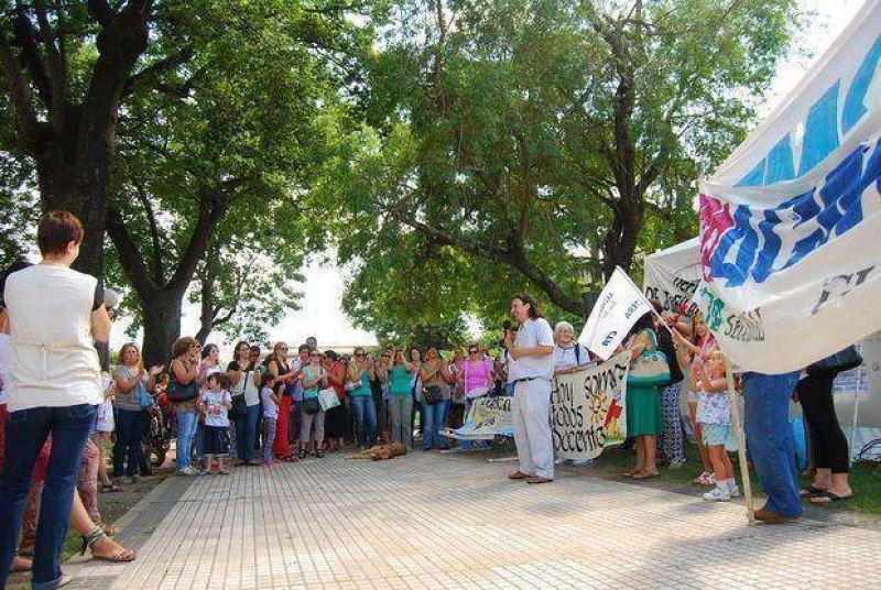 Tres de los cuatro gremios docentes acataron la conciliación obligatoria