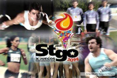 Arrancan los Juegos Odesur y Argentina busca recuperar un lugar de privilegio en el medallero