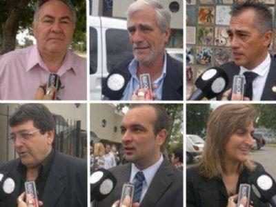 Los nuevos funcionarios del gabinete de Berisso plantearon sus objetivos para sus respectivas �reas